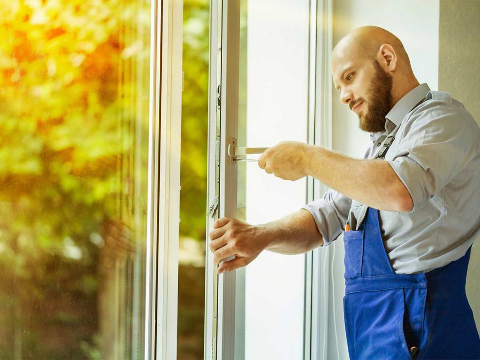 Aluminium double glazing vs UPVC double glazing