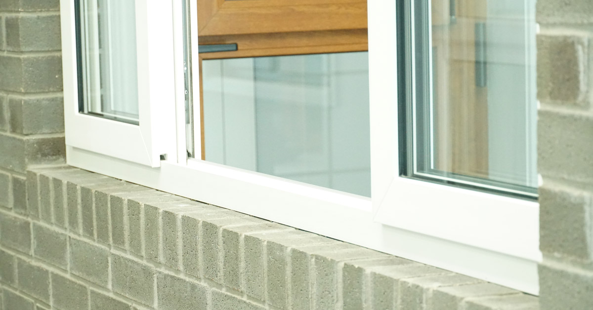 You will make your money back on uPVC double glazed windows in energy savings. uPVC window frames are much more energy efficient than aluminium window frames. Double glazing has long-lasting benefits that secondary glazing does not.