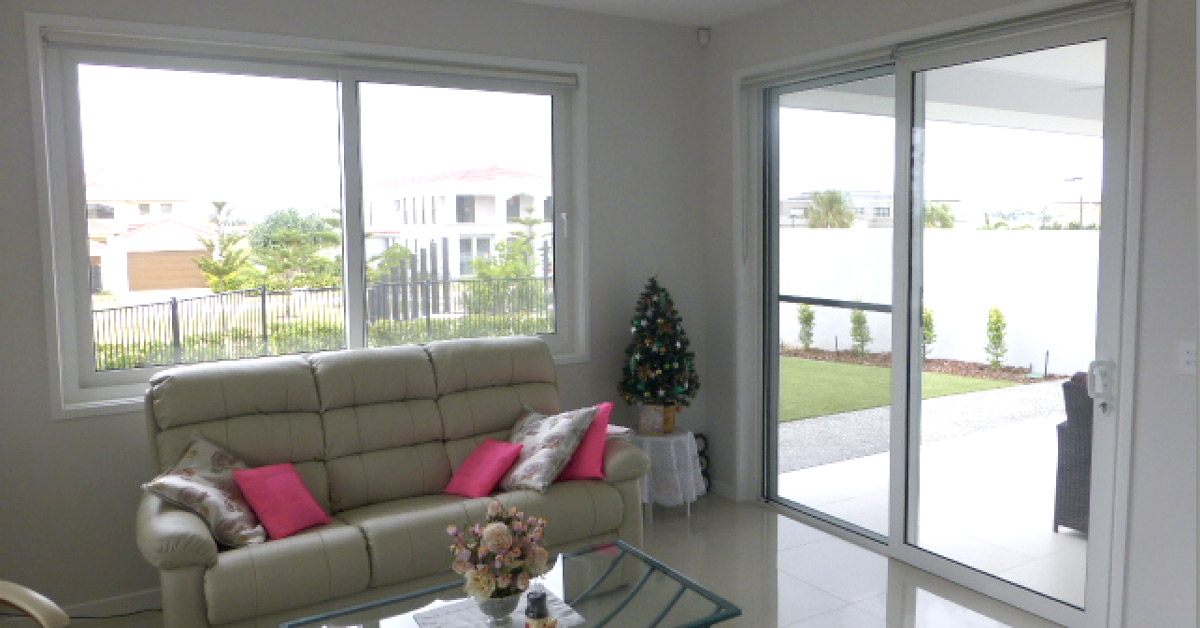 uPVC windows for the Gold Coast