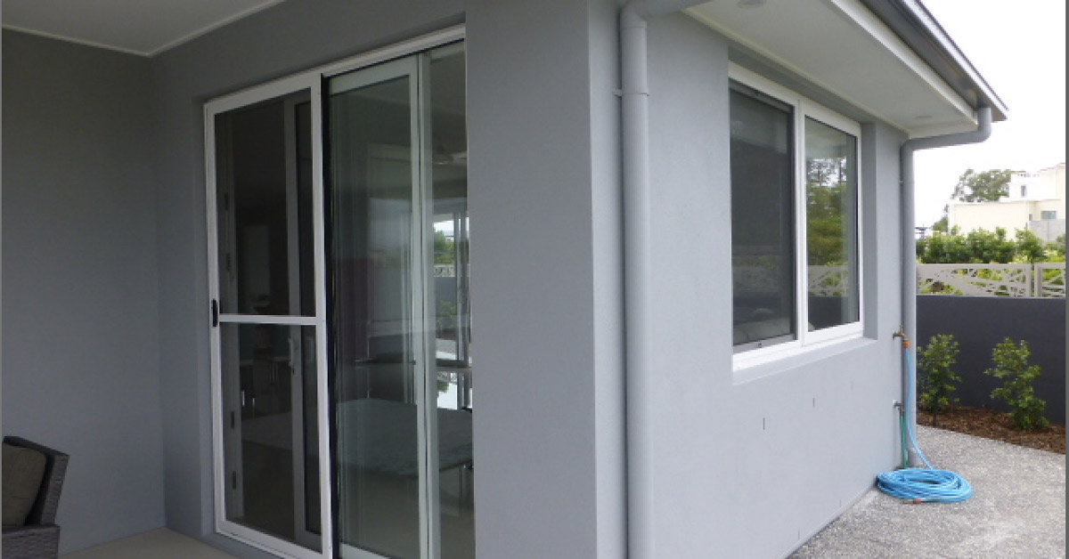 Gold Coast uPVC windows and doors that are energy efficient