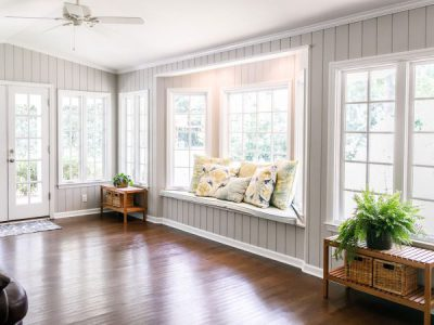 Window Placement in Interior Design