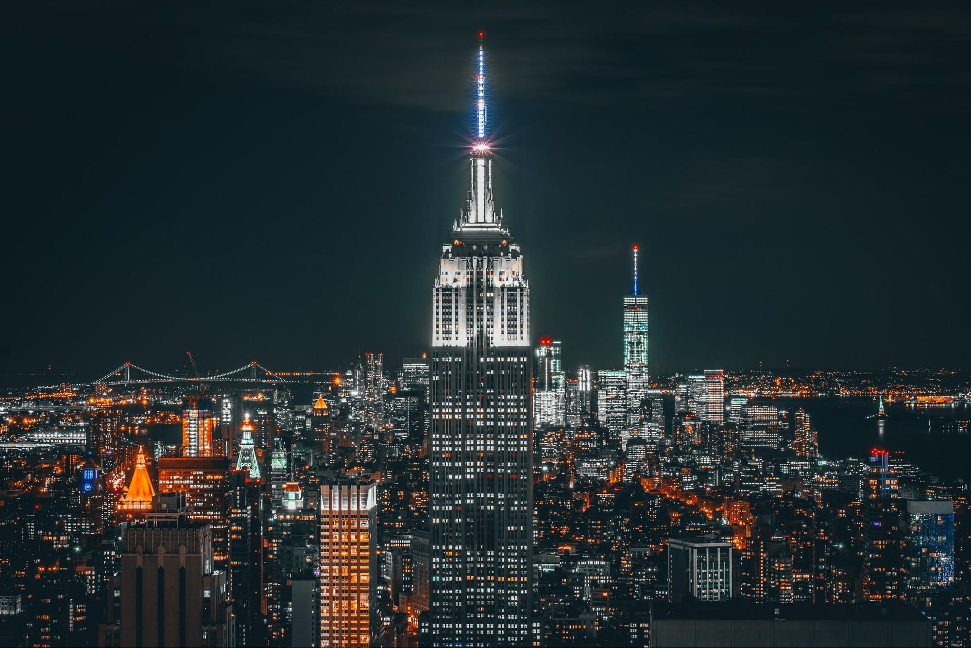 new york, empire state building, energy efficiency, sustainable renovation