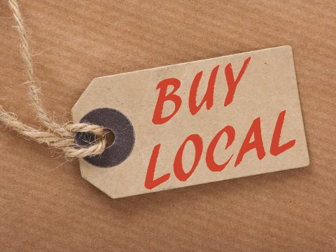 buying local, double glazed windows